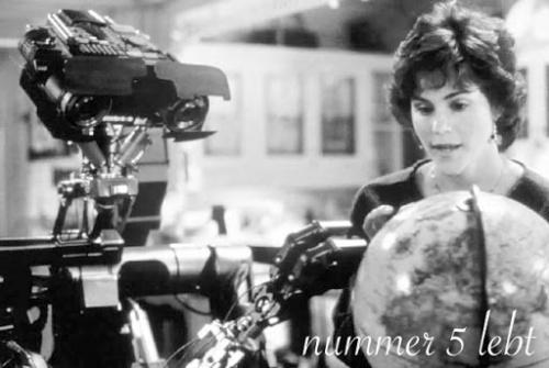 NUMMER 5 LEBT (1986)