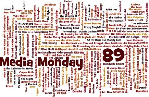 MEDIA MONDAY #89