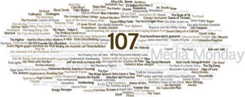 MEDIA MONDAY #107