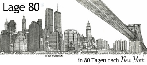 In 80 Tagen nach NEW YORK