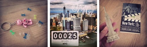 In 80 Tagen nach NEW YORK - LAGE 25