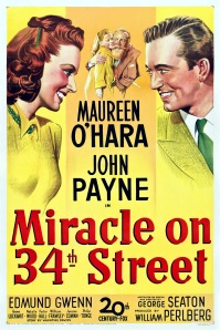 Poster - Miracle on 34th Street_01
