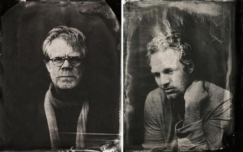 2014 Sundance TIn Type Portraits - William H. Macy