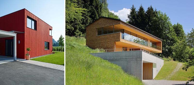 ... und diese 2 ortstypische Häuschen (Fotos by © RADON photography)