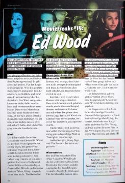 Movie Freaks #14 - Ed Wood