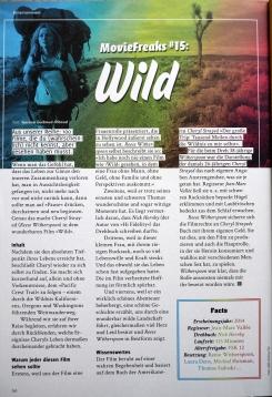 Movie Freaks #15 - Wild